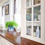 Kuchnia w domu w Raszynie
